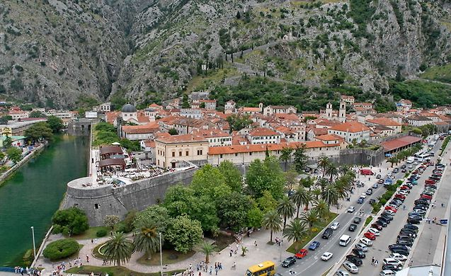 Hotel cattaro kotor montenegro for Boutique hotel kotor